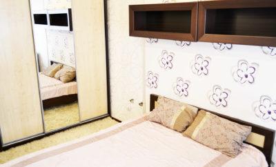 Квартира погодинно з новим сучасним ремонтом в районі льонокомбінату
