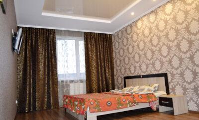 Квартира с современным ремонтом почасово у ЧАЙКИ